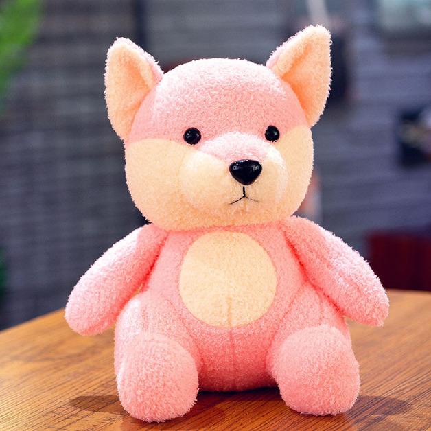 Gorilla: Cute Fox - Pink (35cm)