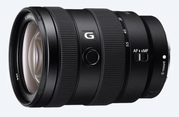Sony: FE 16-55mm F2.8 GM