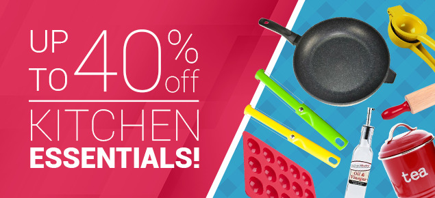D.Line Kitchen Essentials Sale!