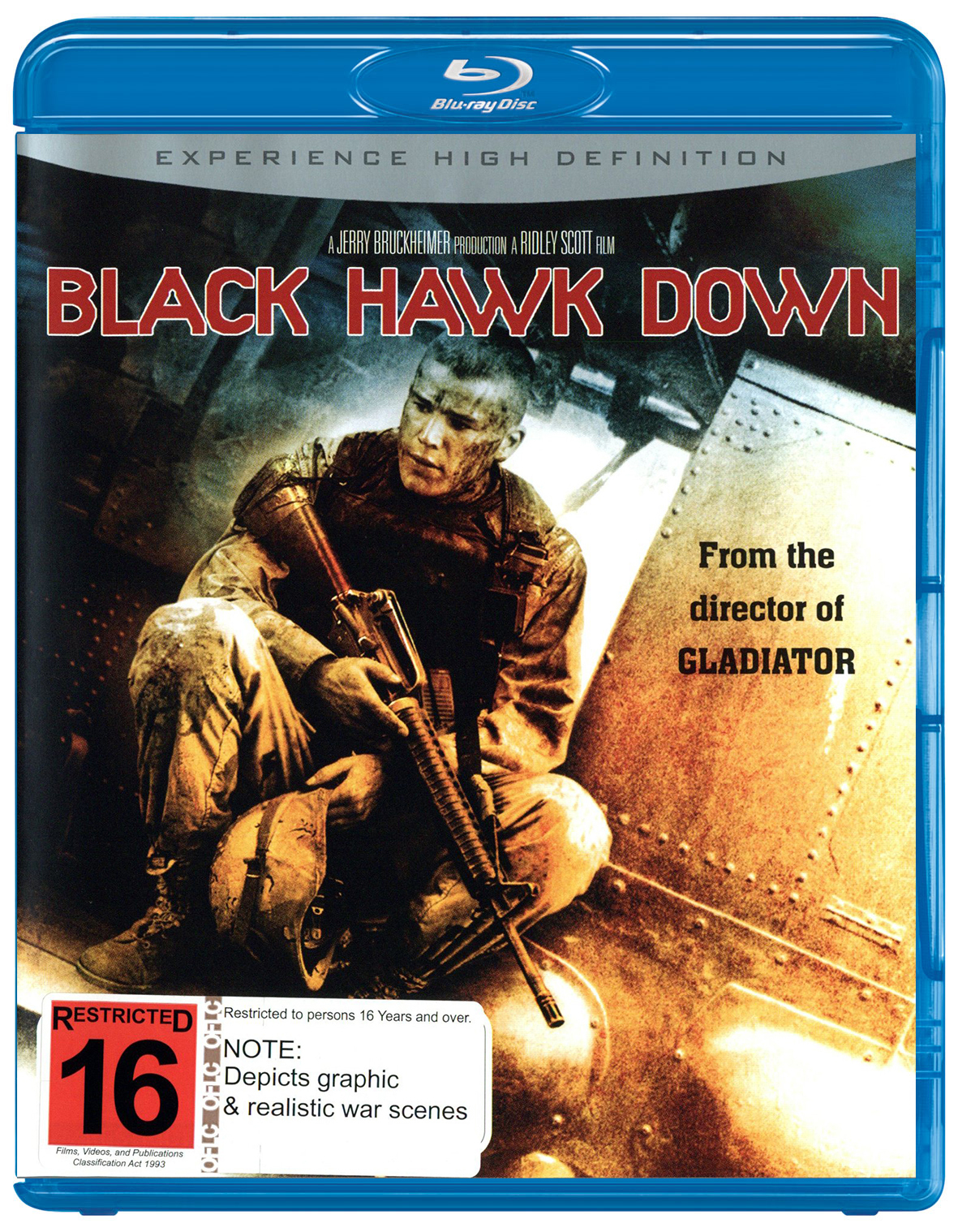 Black Hawk Down on Blu-ray image