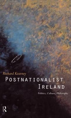 Postnationalist Ireland by Richard Kearney image