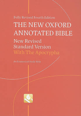 New Oxford Annotated Bible image