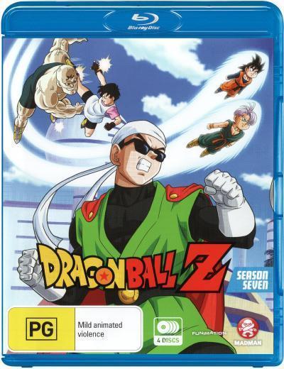 Dragon Ball Z - Season 7 on Blu-ray image