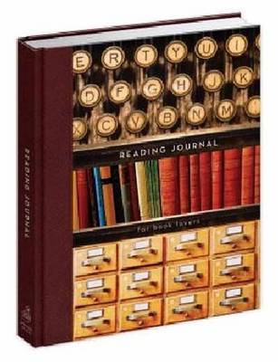 Reading Journal: For Book Lovers by Potter Style