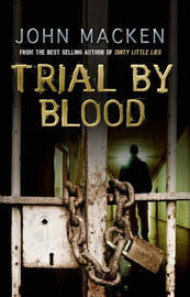 Trial by Blood by John Macken image