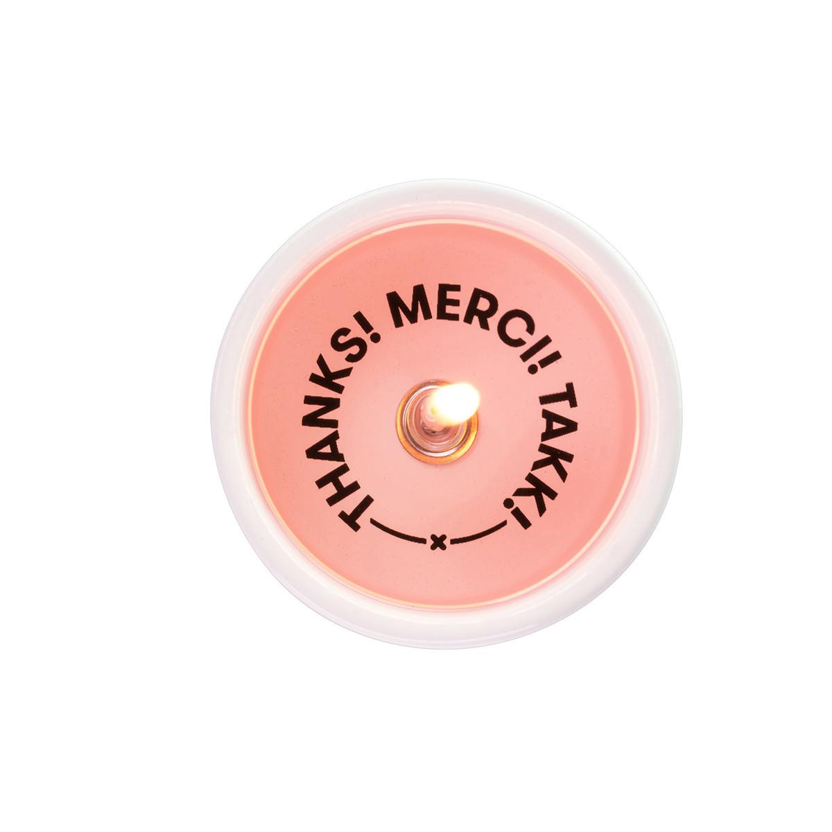 54 Celsius: Secret Message Candle - Message #5 image