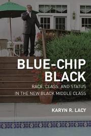 Blue-Chip Black by Karyn R. Lacy image