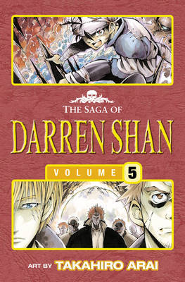 Trials of Death by Darren Shan image