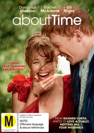 About Time on DVD