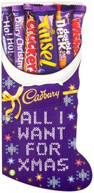 Cadbury Stocking Selection Box (194g)