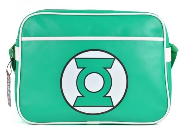 DC Comics: Green Lantern - Retro Messenger Bag image