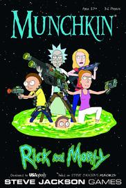 Munchkin: Rick and Morty - Card Game image