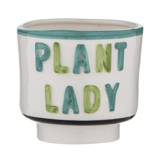Emporium: Plant Lady Planter Pot