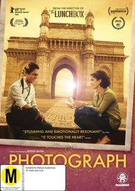 Photograph on DVD image