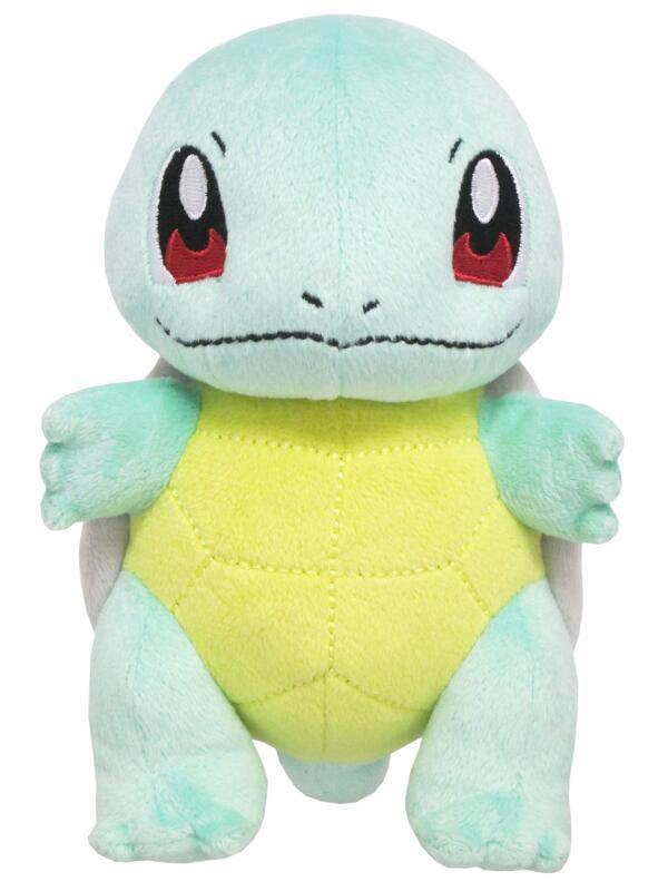 Pokemon: Squirtle - Small Plush