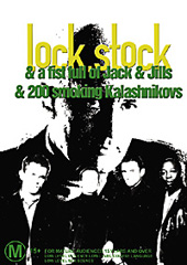 Lock Stock & A Fist Full Of Jack And Jills & 200 Smoking Kalishnikovs on DVD