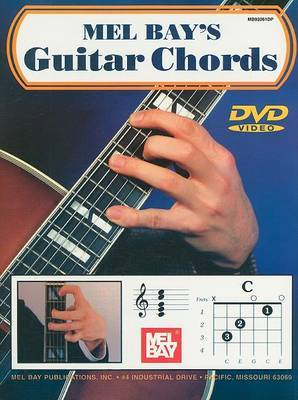 Mel Bay's Guitar Chords with DVD by Mel Bay image