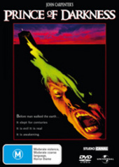 Prince Of Darkness on DVD