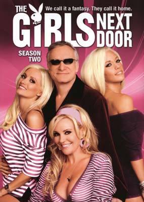 Girls of the Playboy Mansion - Season 2 (3 Disc Set) on DVD