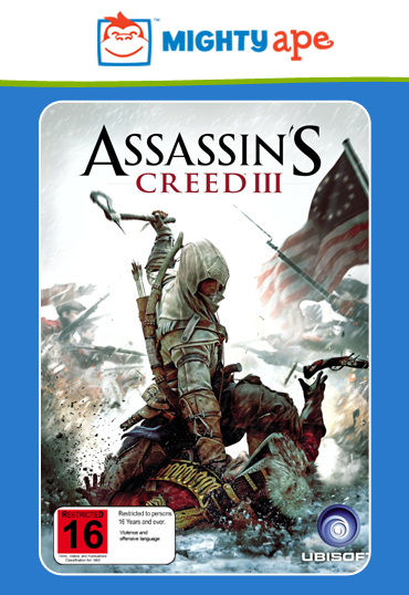 Assassin's Creed III (download code only) for PC