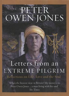 Letters from an Extreme Pilgrim by Peter Owen Jones image