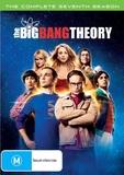 The Big Bang Theory - The Complete Seventh Season on DVD