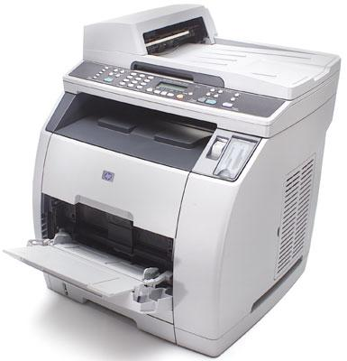 Hewlett-Packard Colour LaserJet 2840 AiO (Print/Fax/Scan/Copy) image