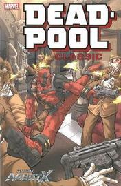 Deadpool Classic Volume 9 by Gail Simone