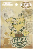 Pokemon: Travel Luggage Sticker - Pikachu Forest #1