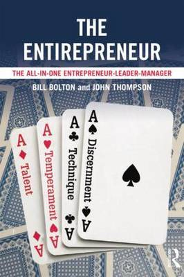 The Entirepreneur by Bill Bolton