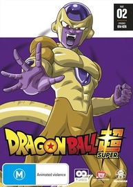 Dragon Ball Super - Part 2 (Eps 14 - 26) on DVD