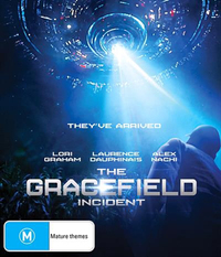 The Gracefield Incident on Blu-ray