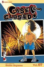 Case Closed, Vol. 67 by Gosho Aoyama