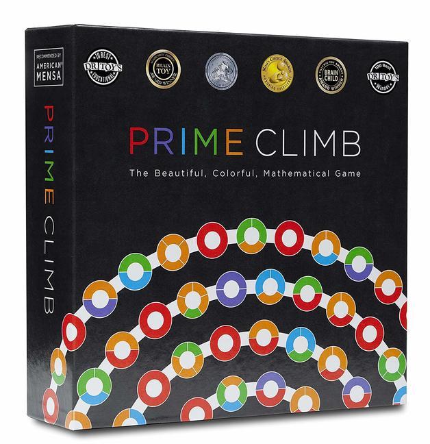Prime Climb - Board Game