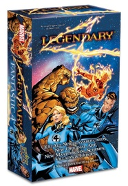 Legendary: Deck Building Game - Fantastic Four Expansion
