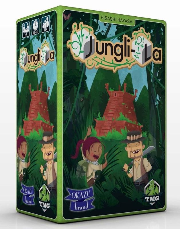 Jungli-La - Board Game
