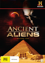 Ancient Aliens - Season One on DVD