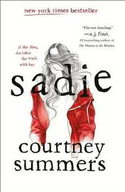 Sadie by Courtney Summers image