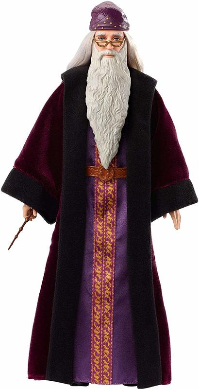 Harry Potter: Character Doll - Albus Dumbledore