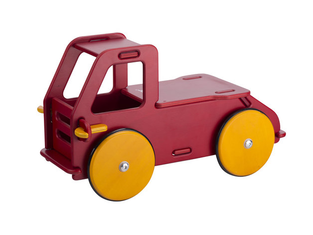 Moover Baby Truck - Red