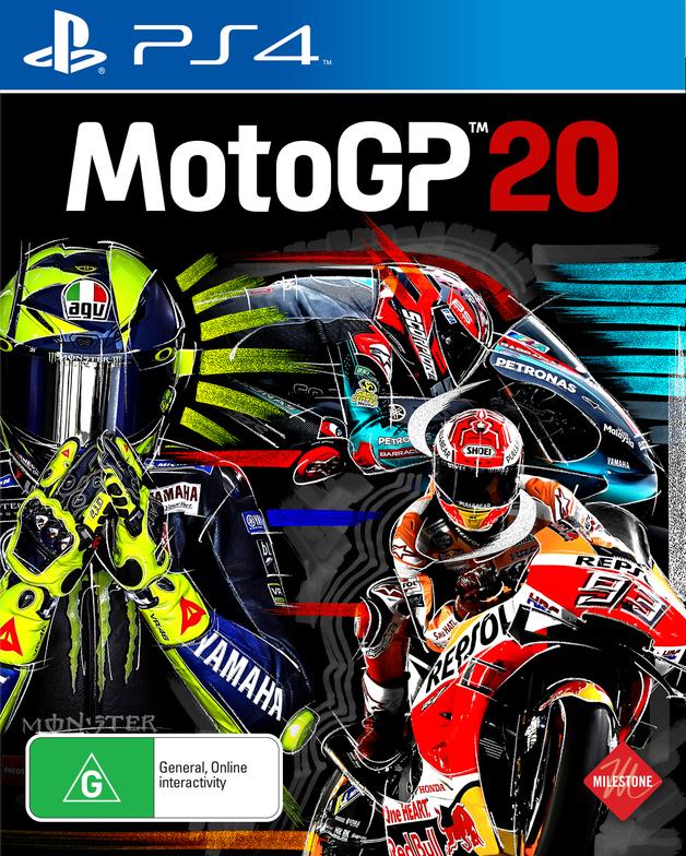 MotoGP™20 for PS4