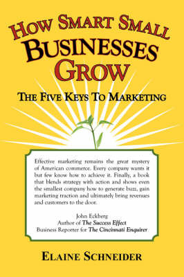How Smart Small Businesses Grow by Elaine Schneider image