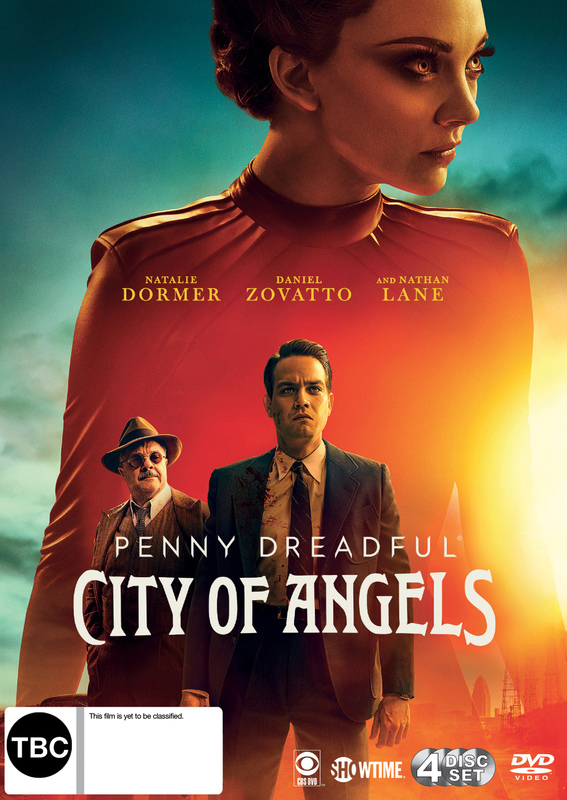 Penny Dreadful: City of Angels on DVD
