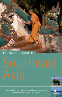 The Rough Guide to Southeast Asia by Jeremy Atiyah image