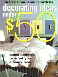 Decorating Ideas Under $50 by Better Homes & Gardens image