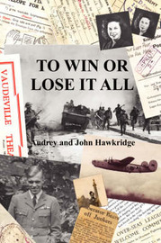To Win Or Lose It All by Audrey Hawkridge image