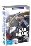 Gad Guard - Collection (6 Disc Fatpack) on DVD