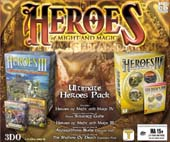 Ultimate Heroes Of Might And Magic Pack for PC Games
