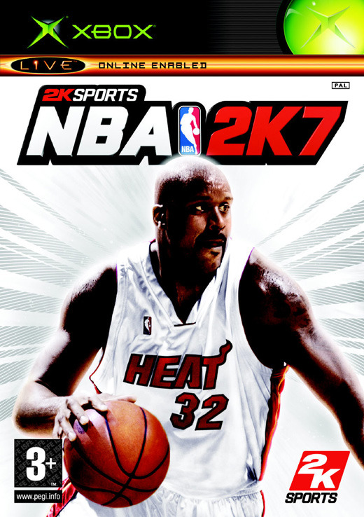NBA 2K7 for Xbox