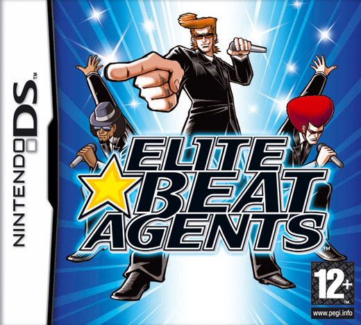 Elite Beat Agents for Nintendo DS